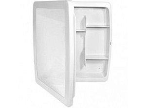 Armário Para Banheiro Herc Branco 37x34 - 2650