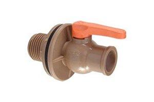 Adaptador P/ Caixa D'água C/ Registro 50mm TIGRE