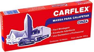 Massa De Calafetar Cinza 350g Carflex
