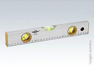 Nivel Alumínio 16 Pol 400mm Brasfort