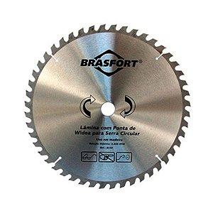 Disco De Serra Circular 200mm C/ 60dentes Videa Furo 30mm Aluminio MDF