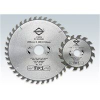 Disco De Serra Circular 250mm C/ 36 Dentes Videa Furo 30mm BRASFORT