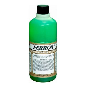 Removedor Ferrugem Ferrox (a) 1/2 Lt