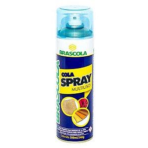 Cola Contato Spray Multiuso Brascola 340gr