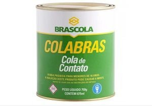 Cola Contato Colabras Brascola 750g
