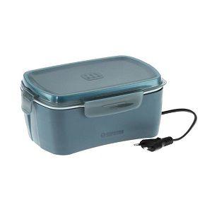 Marmita Elétrica Bivolt Soprano 1,2lt Azul Ou Cinza
