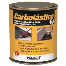 Carbolastico N.1 1kg Lata VEDACIT