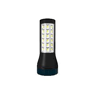 Lanterna Recarregável 19 Leds 146 Lúmens - Yg-5715