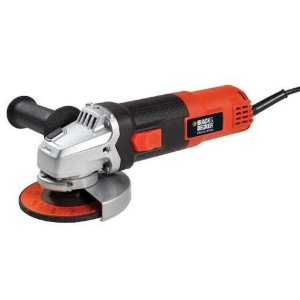 Esmerilhadeira Ang. 41/2' (115mm) Black & Decker 820w G720 110V