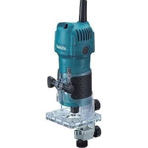 Tupia Manual 530 Watts Para Pinça De 1/4 3709 Makita 110V