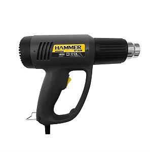 Soprador Térmico Hammer Sp2000 2000w Com 4 Bicos