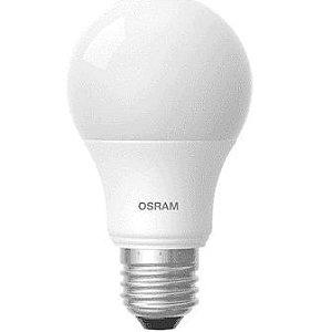 Lâmpada Led Bulbo 9W 220V Luz Amarela 900 Lúmens Dimerizável Osram