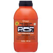 Convertedor Ferrugem 500 ml - PCF Primer Quimatic Tapmatic