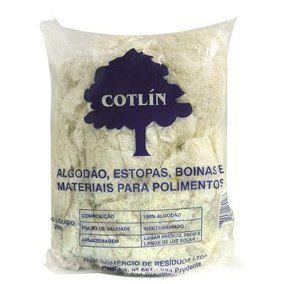 Estopa Cotlin P/limpeza C/ 400g 5 uni