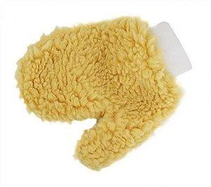 Luva de Polimento de Lã Sintética Western - CAR-07