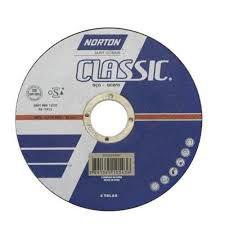 """Disco de corte para aço 4.1/2""""x 1/8""""x 7/8"""" - AR302 Norton"""