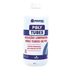 Solução Limpadora Polytubes 800g - PULVITEC-BA004