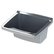 Tanque Plastico Valeplast Cor Aluminio 21litros