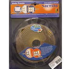 Veda Fresta Betters PU Cinza 25 x 5 x 5 mm Ref. 039