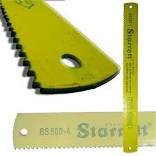 Lâmina para Serra Máquina Bi-metal 500mm 4d STARRETT BS500-4