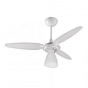 Ventilador de Teto Wind Light Branco 130W VENTISOL