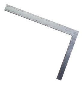 Esquadro Profissional Aço p/ Carpinteiro 50x60 Stanley