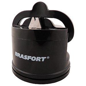 Afiador De Facas Brasfort Mini c/ Ventosa BRASFORT 7455