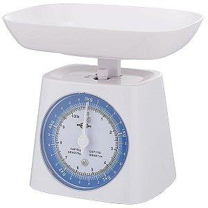 Balança de Cozinha Mecânica 5 Kg BRASFORT 7551