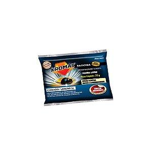 Mata Rato KROMAX Girassol 50pct 20gr
