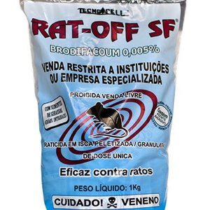 Mata Rato TECNOCELL Girassol 50pct 20gr