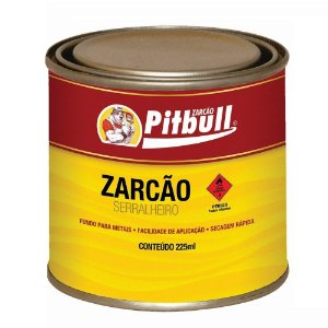 Zarcão Cinza NATRIELLI 225ml 1/16""