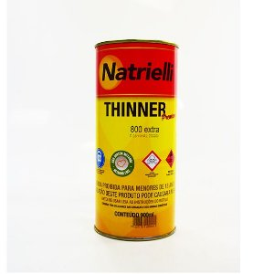 Thinner NATRIELLI 800 Extra 900ml