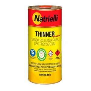 Thinner NATRIELLI 8100 Extra 900ml