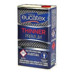Thinner EUCATEX 5 litros