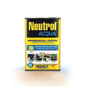 Neutrol Acqua VEDACIT 18lt Lata