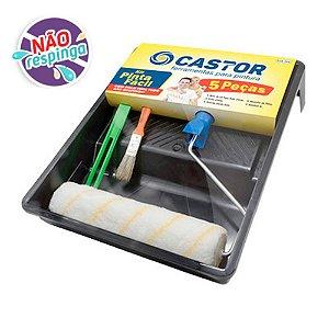 Kit Pintura CASTOR Pintafacil 088 c/ 5peças
