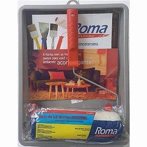 Kit Pintura ROMA Flex 685-04 c/ 3peças