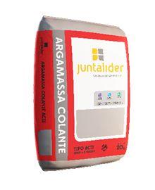 Argamassa Colante Cinza AC2 Uso Externo JUNTALIDER 20kg