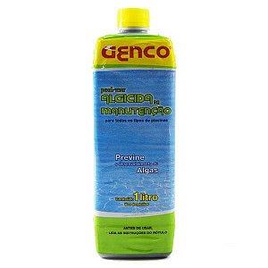 Algicida de Manutenção GENCO Pool-Trat 1 Litro
