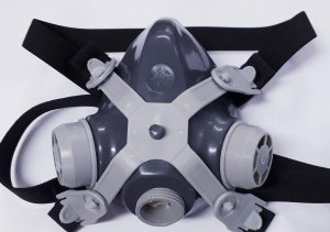 Respirador 1/4 Facial MIG11-S sem Filtro DESTRA
