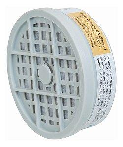 Filtro para Respirador Vapores Organicos PLASTCOR 1207 RO Fit