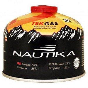 Gas Cartucho Butano 230gr Tekgas NAUTIKA