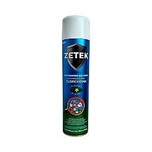 Desinfetante ZETEC Bactericida c/ Cloroxidina ETANIZ Spray 360ml 47401