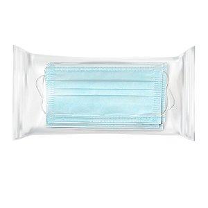 Mascara Proteção Desc. AZ NORTON TNT Tripla Face c/ Clip Nasal 50pç