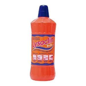 Desinfetante Lysoclin Bactericida Bruto – 1L