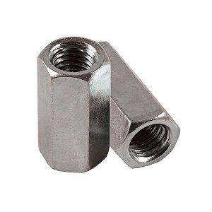 Prolongador p/ Barra Roscada 1/4 X25 J1438 100Pç