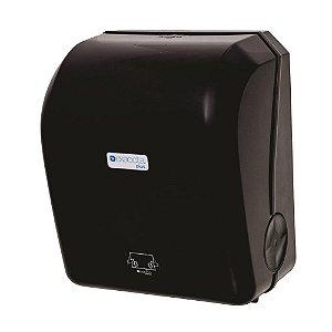 Acessório WC EXACCTA Toalha Auto Corte Preto EP-BMP28P