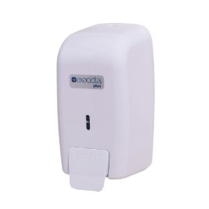 Acessório WC EXACCTA Saboneteira Refil Branco EP-SAB34
