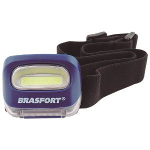 Lanterna Led p/ Cabeça CICLOPE BRASFORT 7845