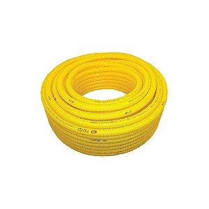 "Conduite Corrugado Amarelo ADTEX(D)1"" x25m*32mm 303"
